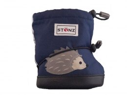 Stonz Booties Toddler Hedgehog