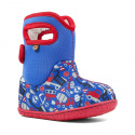 Baby Bogs Construction Blue Multi