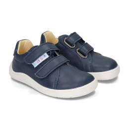 Febo Spring Navy Baby Bare Shoes